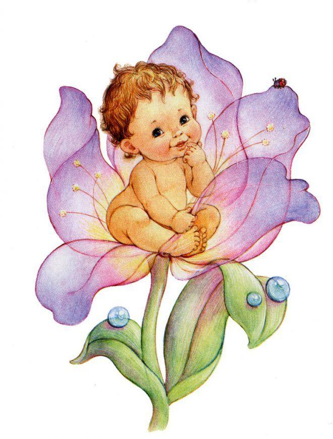 Анимационная открытка новорожденной, подписать открытку новый