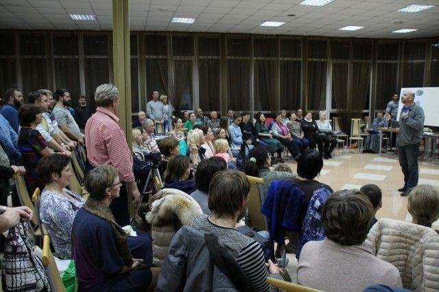 Видео живого открытого семинара Виктора Минина в Анапе (Шингари) октябрь 2016