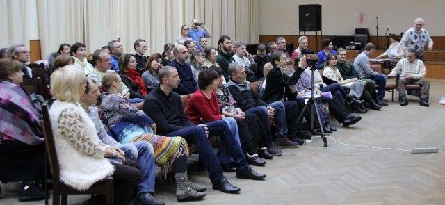Просим размещать отзывы о семинаре-практикуме Виктора Михайловича Минина в Старой Рузе (Дорохово) декабрь 2016