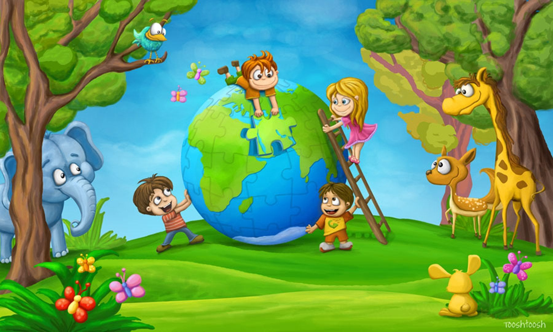Картинки экологии в детском саду